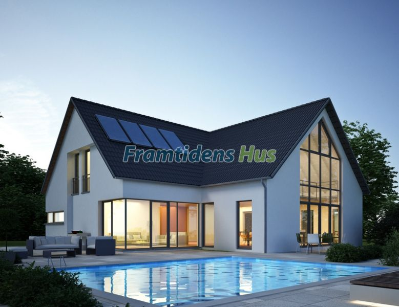 Modulhus - Framtidens Hus - trappor e2158e926fd66