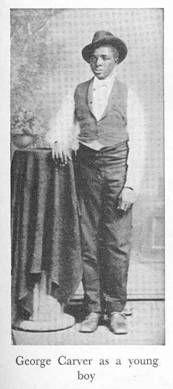 Booker t washington date of birth