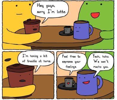 Cup of tea silly jokes