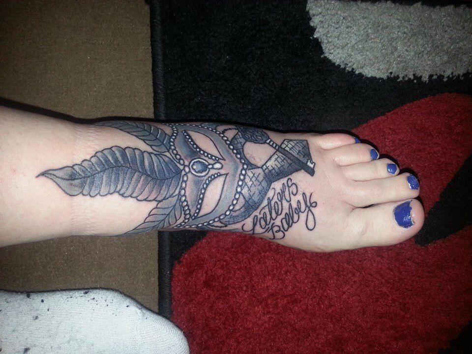Fifty Shades Of Grey Tattoo