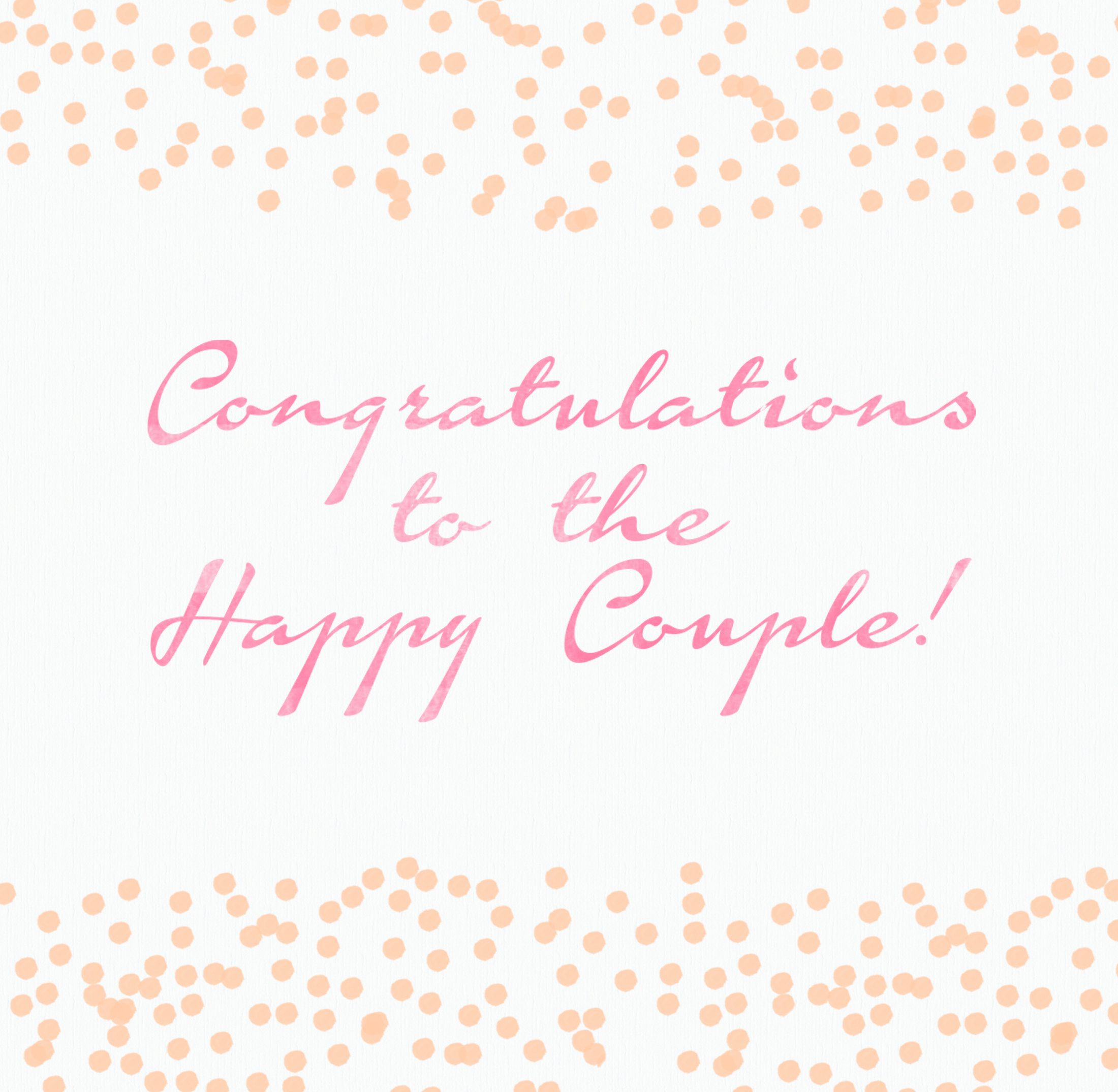Congratulations to the happy couple httpeventure congratulations to the happy couple httpeventure kristyandbryce Image collections