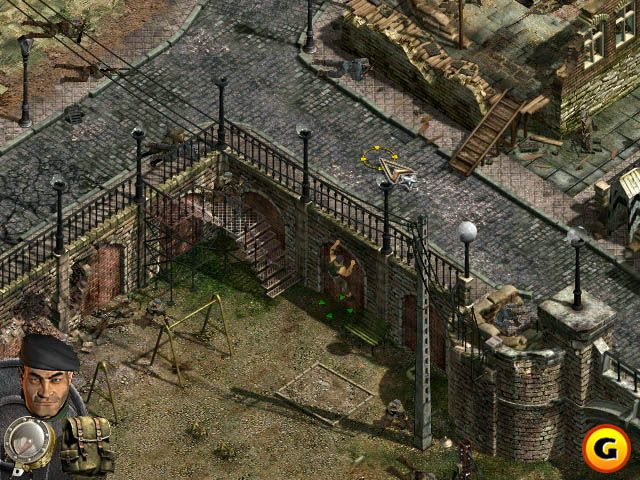 Commandos 1 Behind The Enemy Lines Pc Game Full Version Free