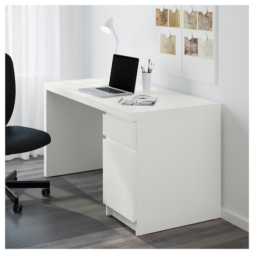 Best Ikea Malm White Desk In 2020 Ikea Malm Desk White Desks 640 x 480
