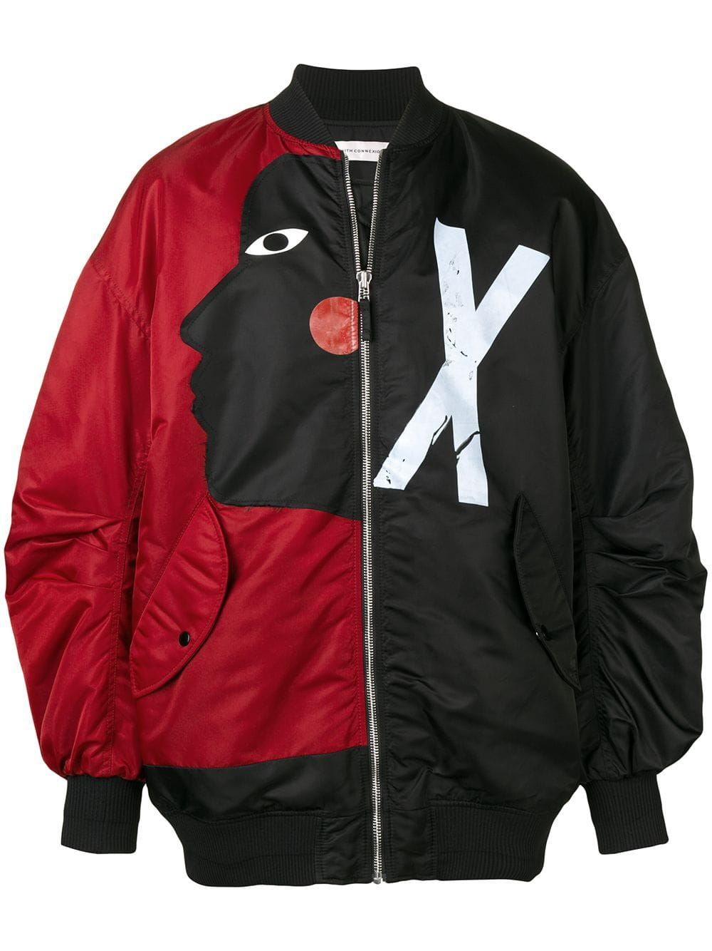 f27a55726 Faith Connexion Contrasting Face Bomber Jacket in 2019 | Products ...