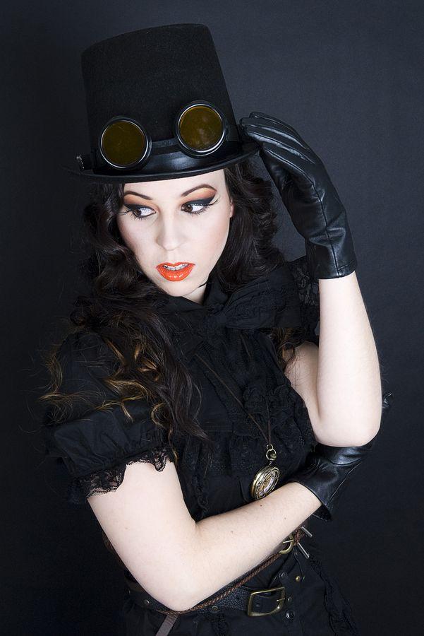 """Steampunk"" by Maria Jose Castillo Make Up Artist"