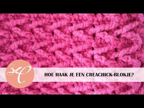 Creachick Blokje Haken Tutorial Kabanima örnek Crochet Pinterest