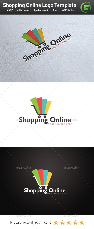 Online Shopping Symbols Logo Templates Diy And Crafts