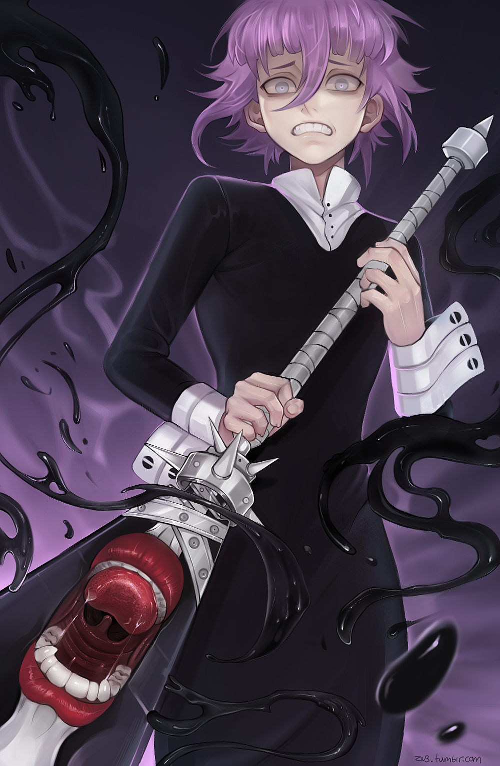 Crona Is Still One Of My Faves Soul Eater Crona Soul Eater
