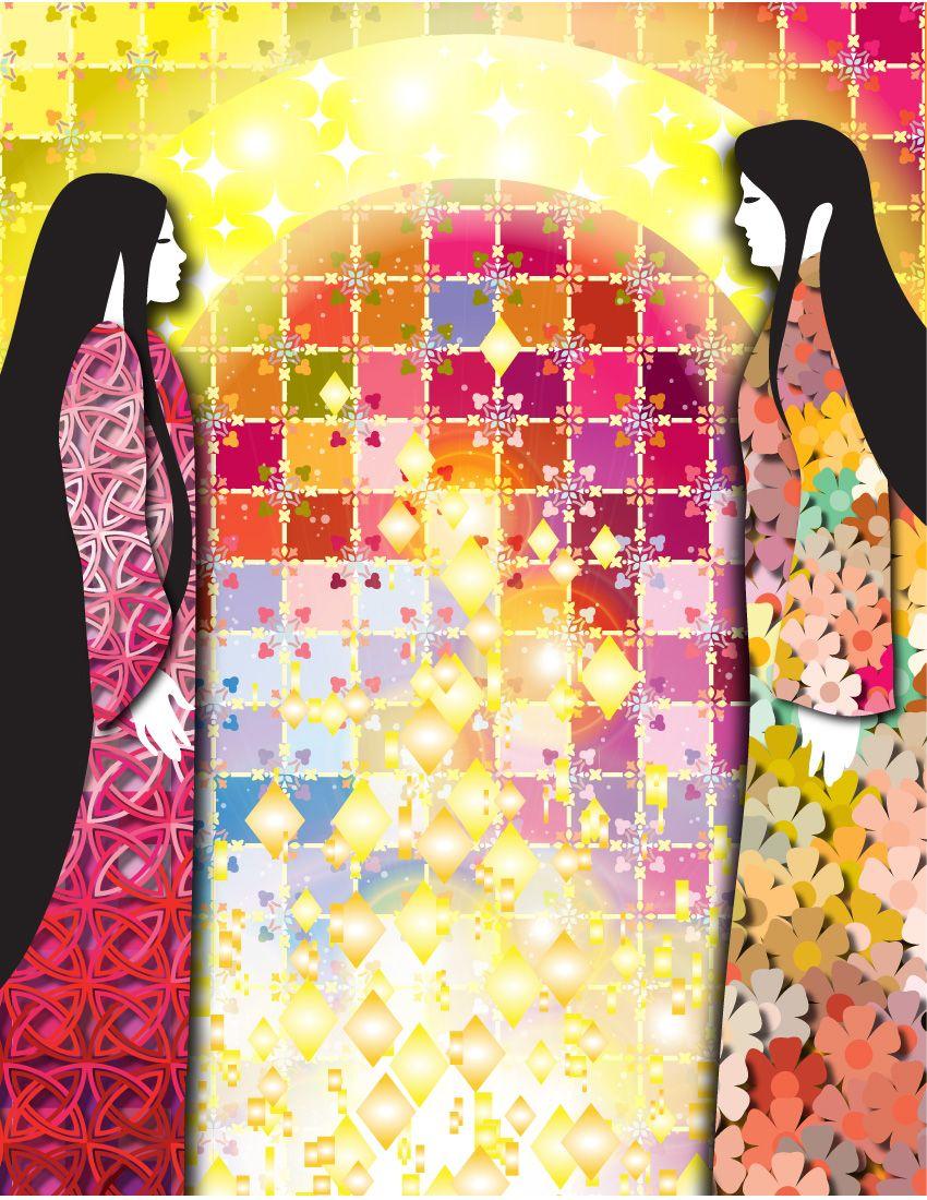 Tanabata / Orihime and Hikoboshi