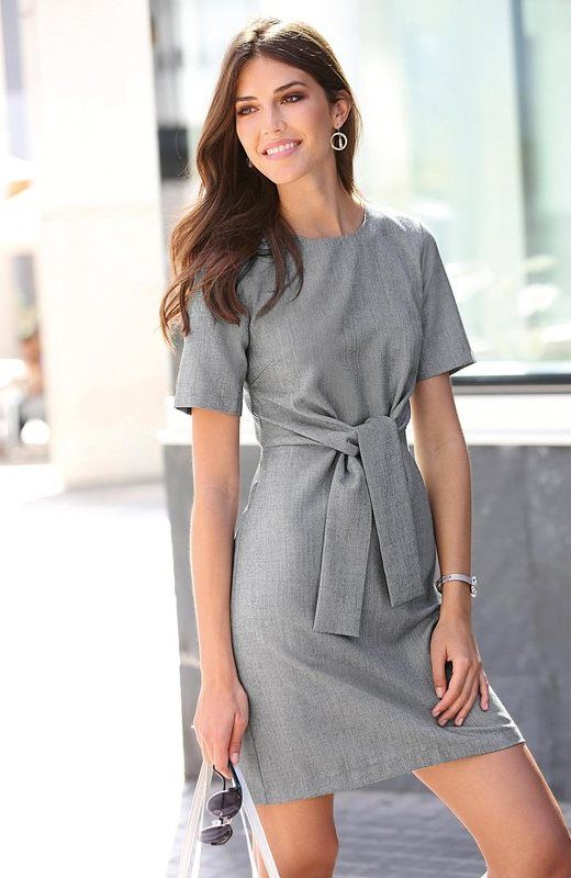 Robe Exclusivité 3SUISSES  Workinggirl   Working style   Pinterest ... ec322beff16