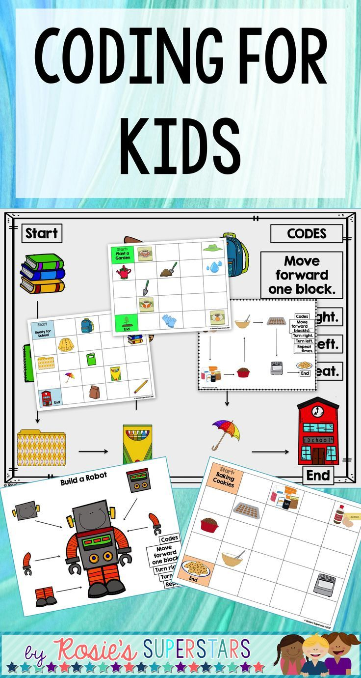 Coding Unplugged Great For The Hour Of Code Unplugged Coding Activities Coding For Kids Teaching Coding [ 1380 x 736 Pixel ]