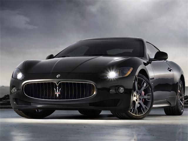 Where are maseratis made