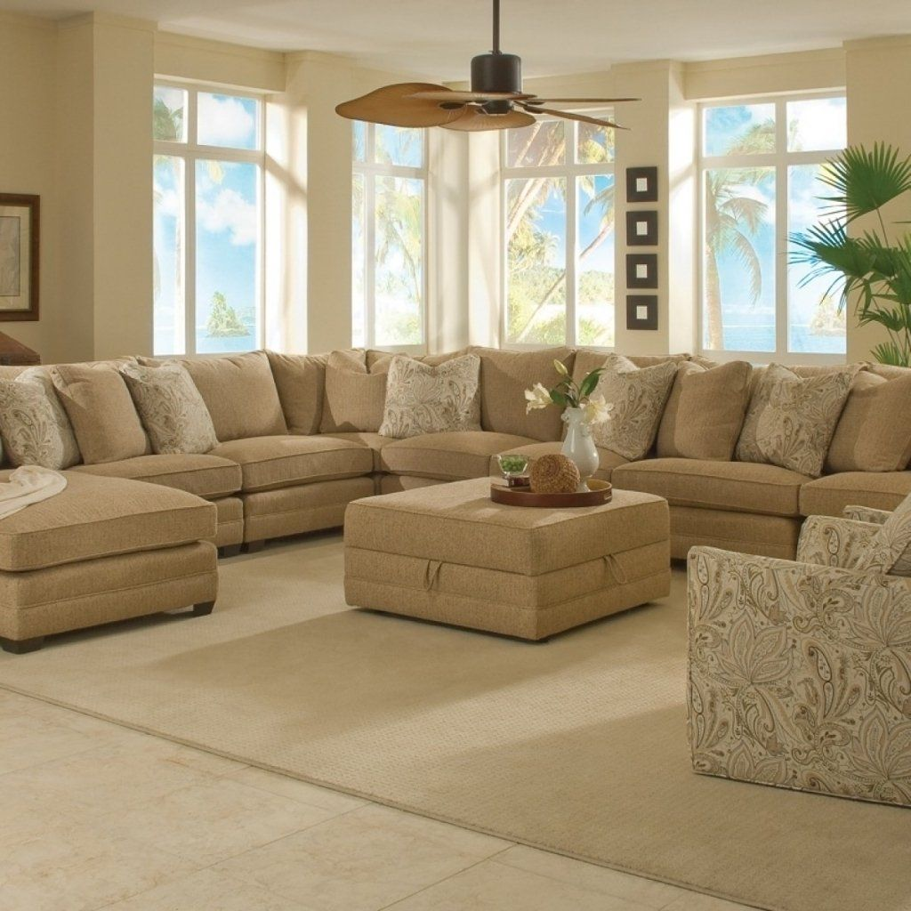 How To Find Appropriate Large Sectional Sofas Large Sectional