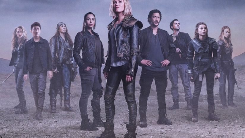 The 100 The 100 Cast The Cw It Cast