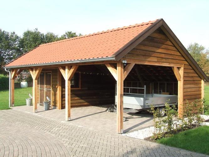 bouwtekening kapschuur - Google zoeken | Barns and shops | Pinterest ...
