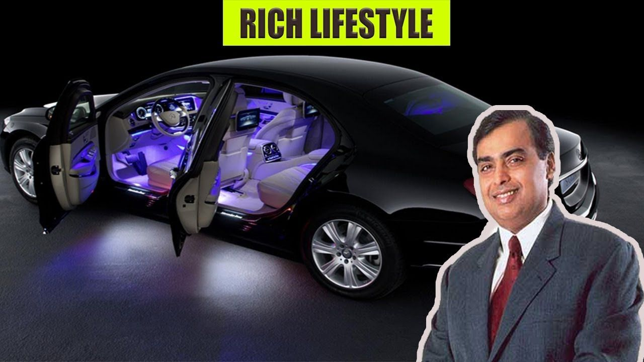 Mukesh Ambani Ril Owner Net Worth Cars House Private Jets
