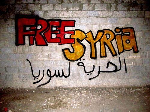 Graffiti In Doha Shot By Chearn