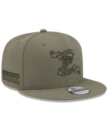 online retailer 2217c 67780 New Era Atlanta Falcons Crafted in the Usa 9FIFTY Snapback Cap - Green  Adjustable