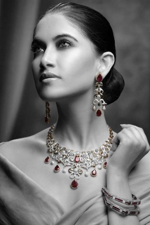Diamond Jewelry Model