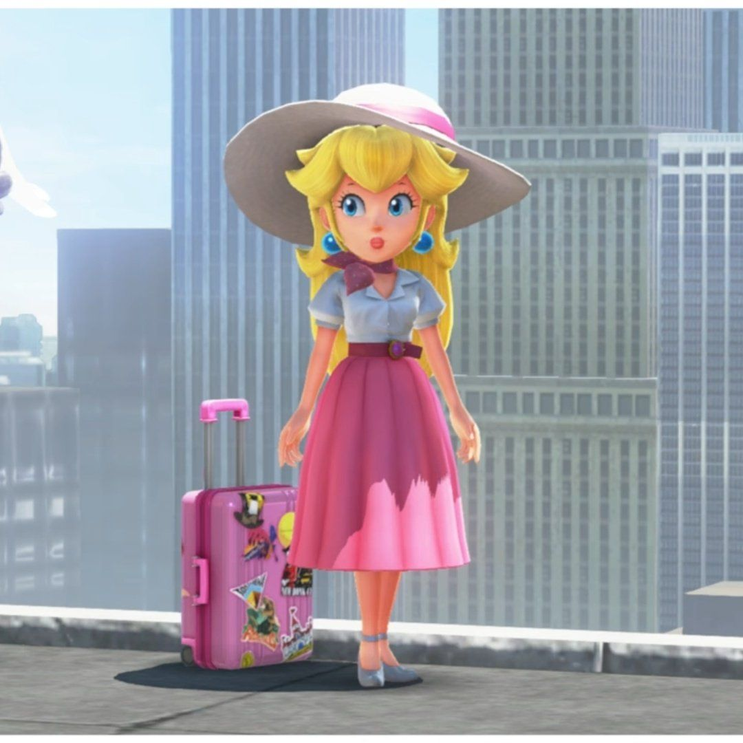sad super mario odyssey princess peach