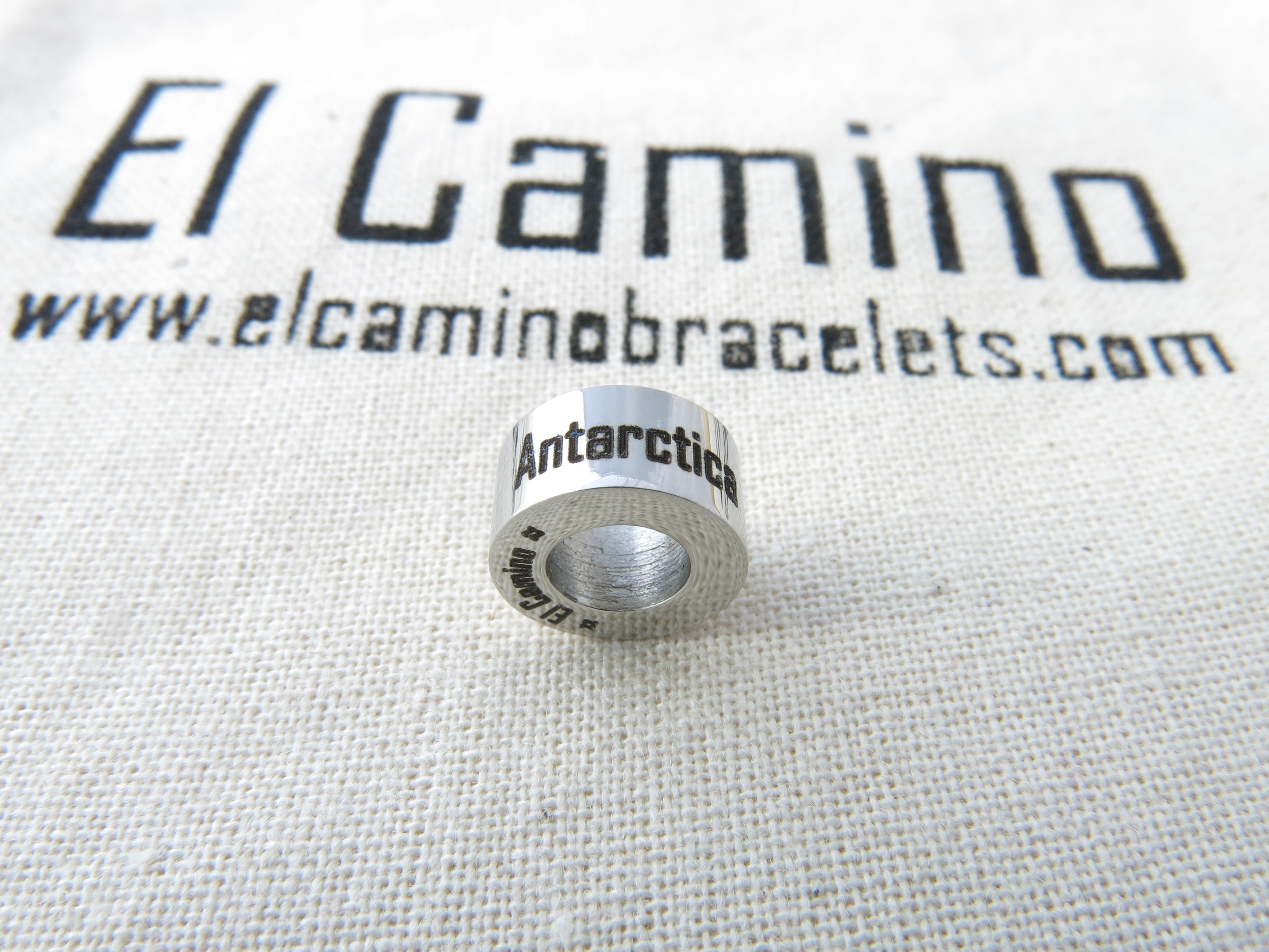 Ever travelled to Antarctica? If you have, pin this photo or head over to www.elcaminobracelets.com to purchase this Country Step for your El Camino!  #Antarctica #elcaminob #travelling #travel #travelmemories #jewellery #fashion #gapyear #gift #charm #backpacking #bracelet #handmade #xmas #christmas #present