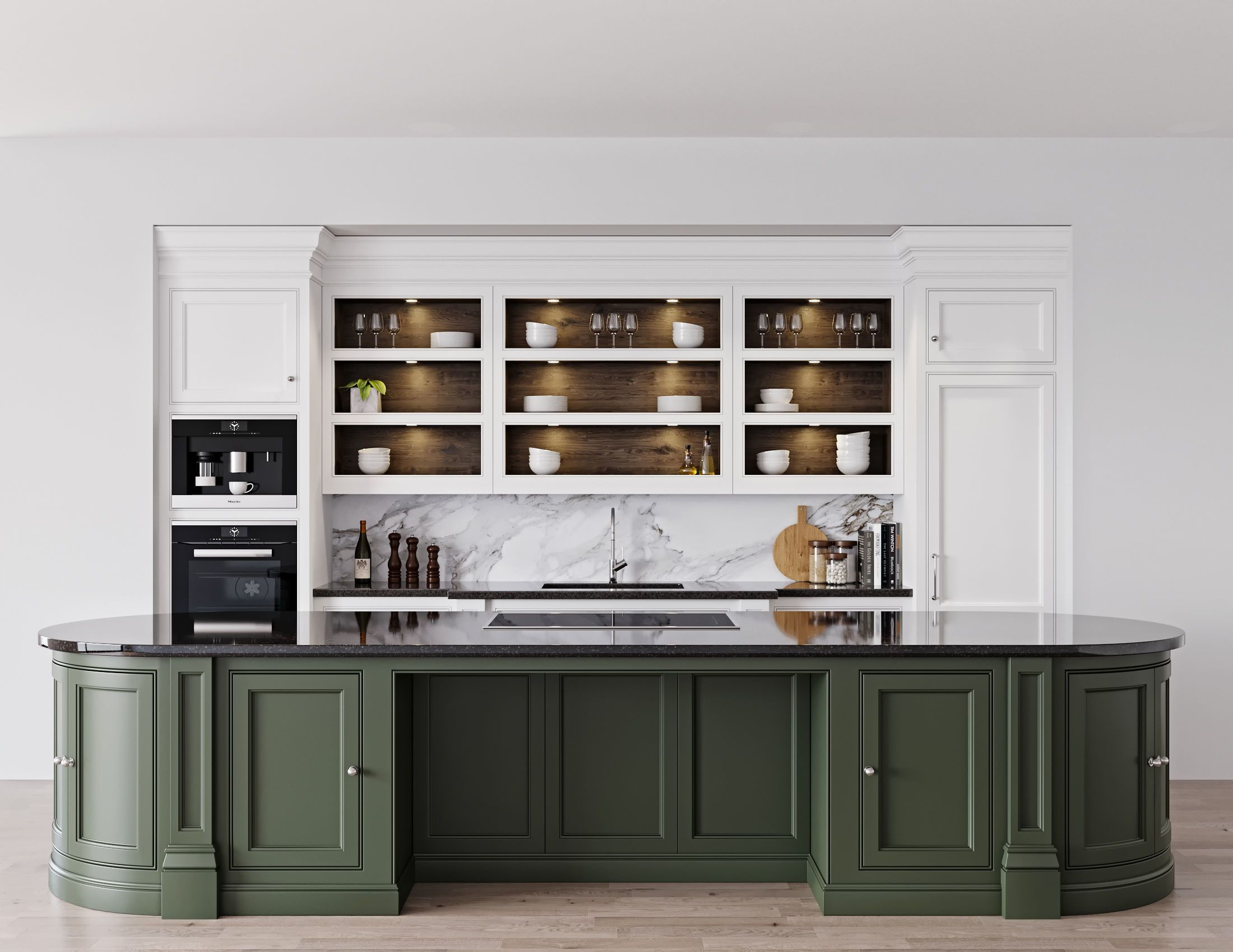 Kitchen By Tom Howley 3 3d Model In 2020 Kitchen Furniture Design Modern Kitchen Interiors Kitchen Interior