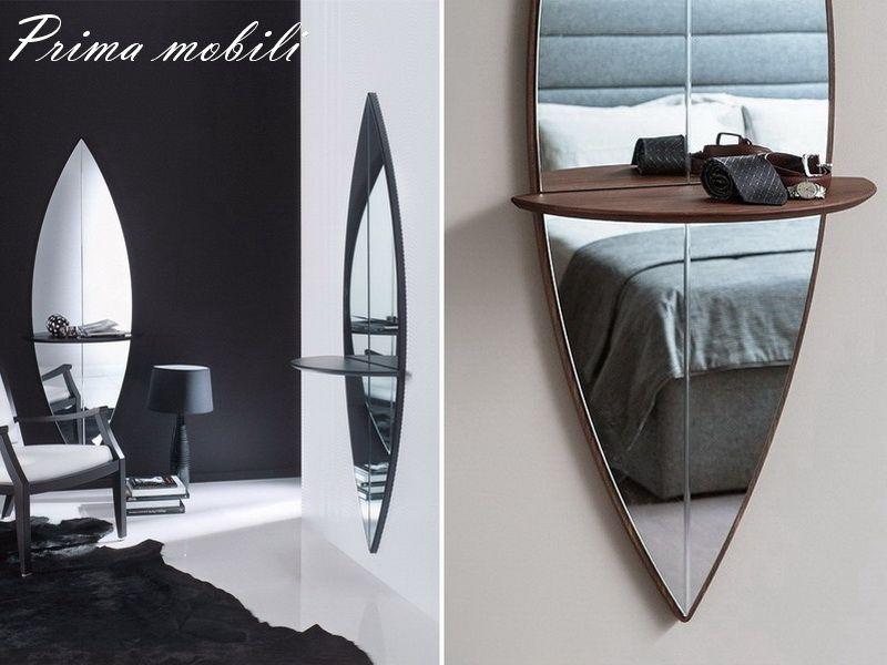 Mobili Porada ~ Итальянское зеркало surf porada купить в Москве в prima mobili