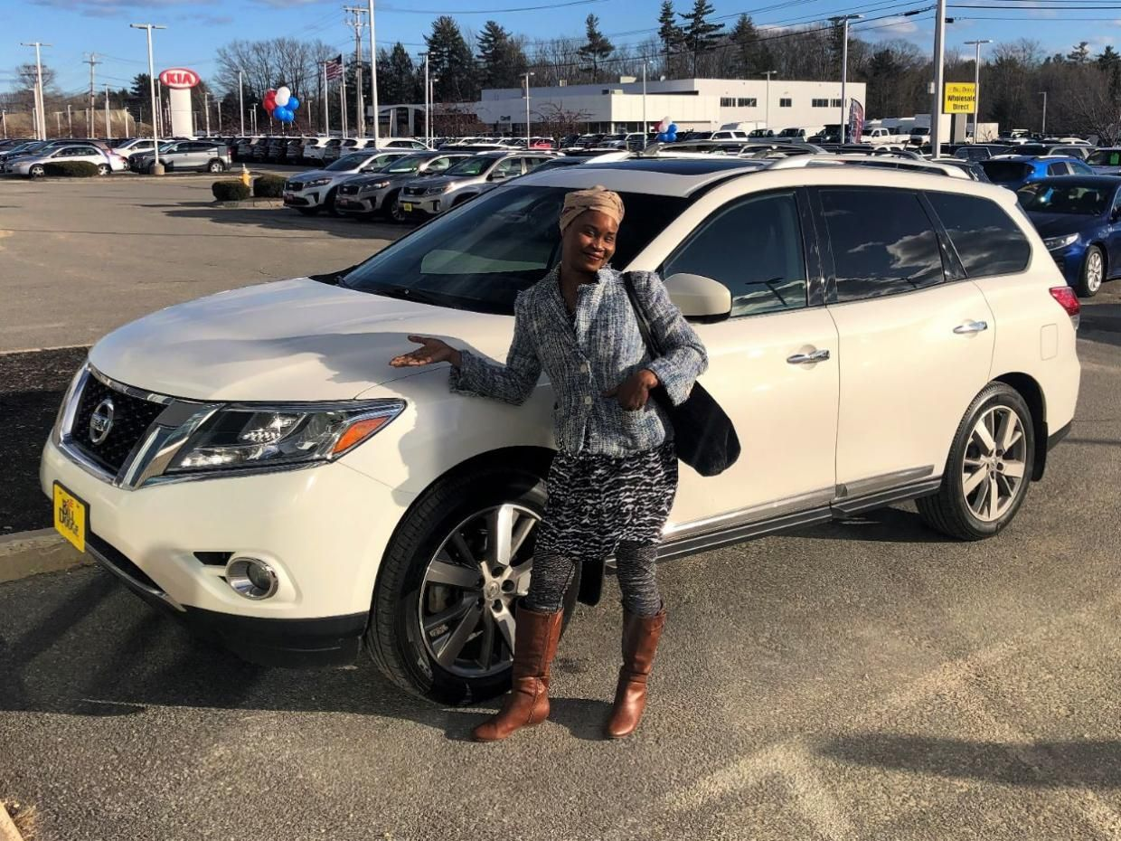 Congrats To Rose For Taking Home This Gorgeous 2013 Nissan Pathfinder Platinum Geor Nissan Pathfinder Platinum Nissan Pathfinder 2013 Nissan Pathfinder