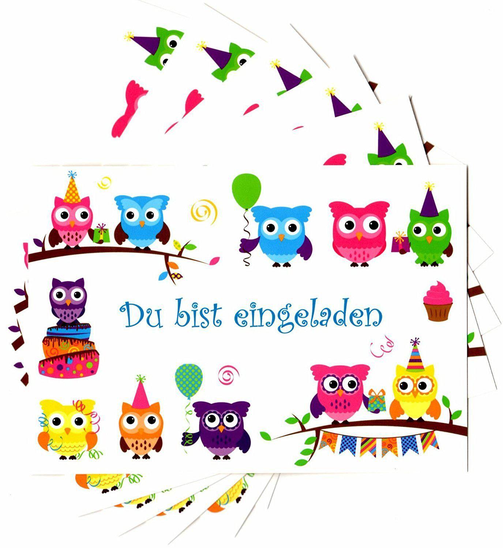 Einladungskarten Kindergeburtstag Drucken Kostenlos Inspirational