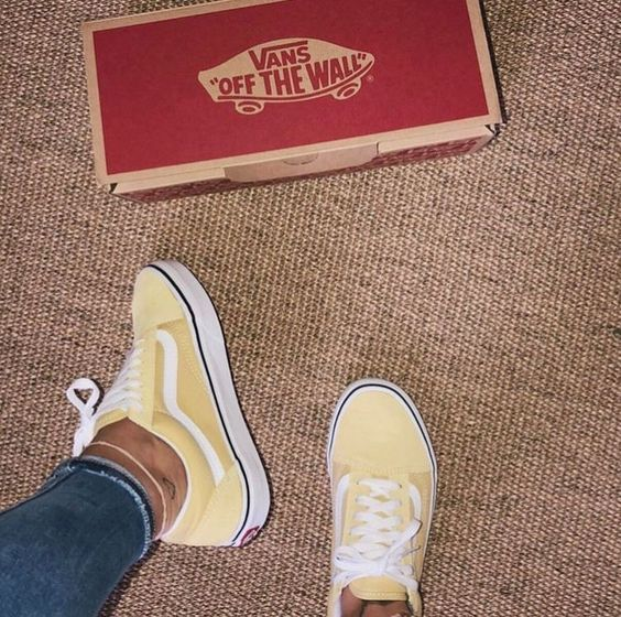 Sign Up for Vans using my code! You don