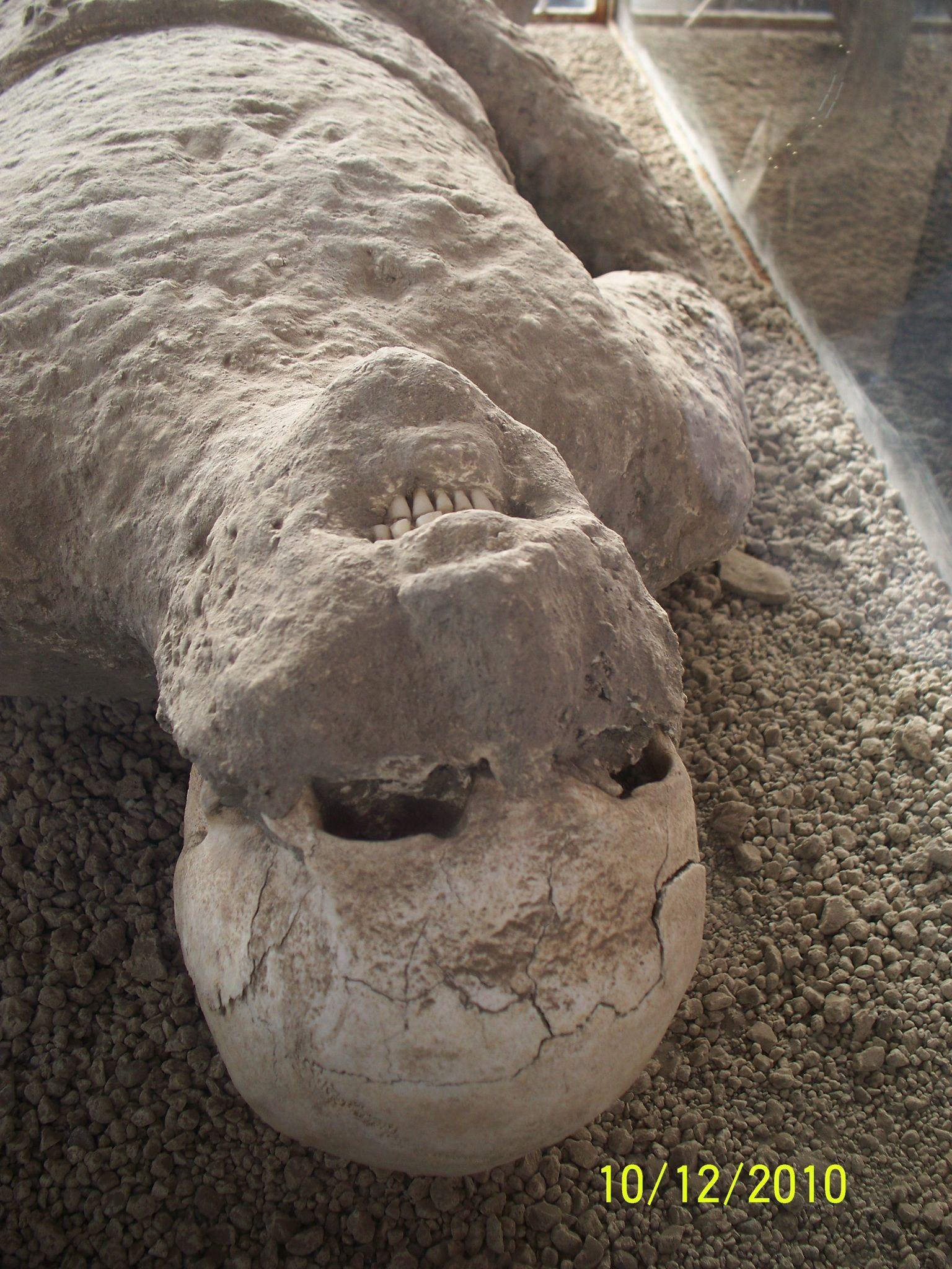 Pompeii Reminds Me Of Hunter Pompeii And Herculaneum Pompeii Strange History