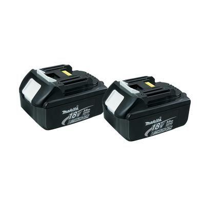 Makita 18v Lithium Ion Battery 3 0 Ah Twin Pack 194230 4