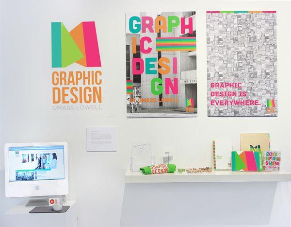 Graphic Design At UMass Lowell - Senior Thesis On Behance | Graphic Design  Student, College Design, Design