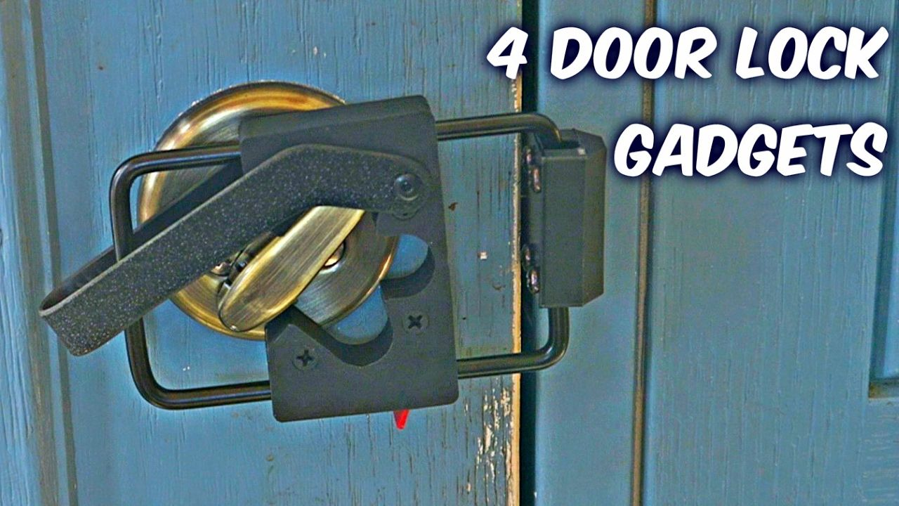 how to pick a circle door lock with a bobby pin