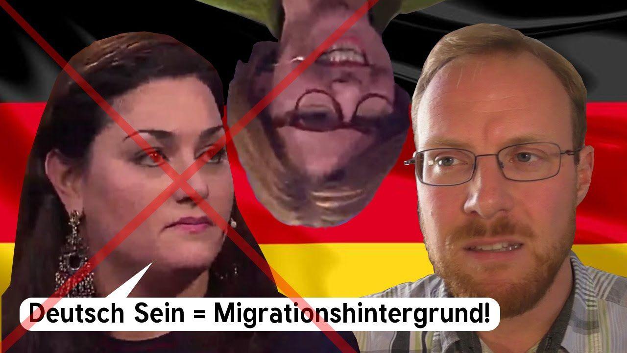 Sollen weiße Deutsche verschwinden? Nein! - An Lamya Kaddor (Frechheit!)