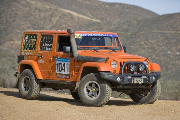 Jeep Announces 2012 Wrangler Unlimited Altitude Edition Photos