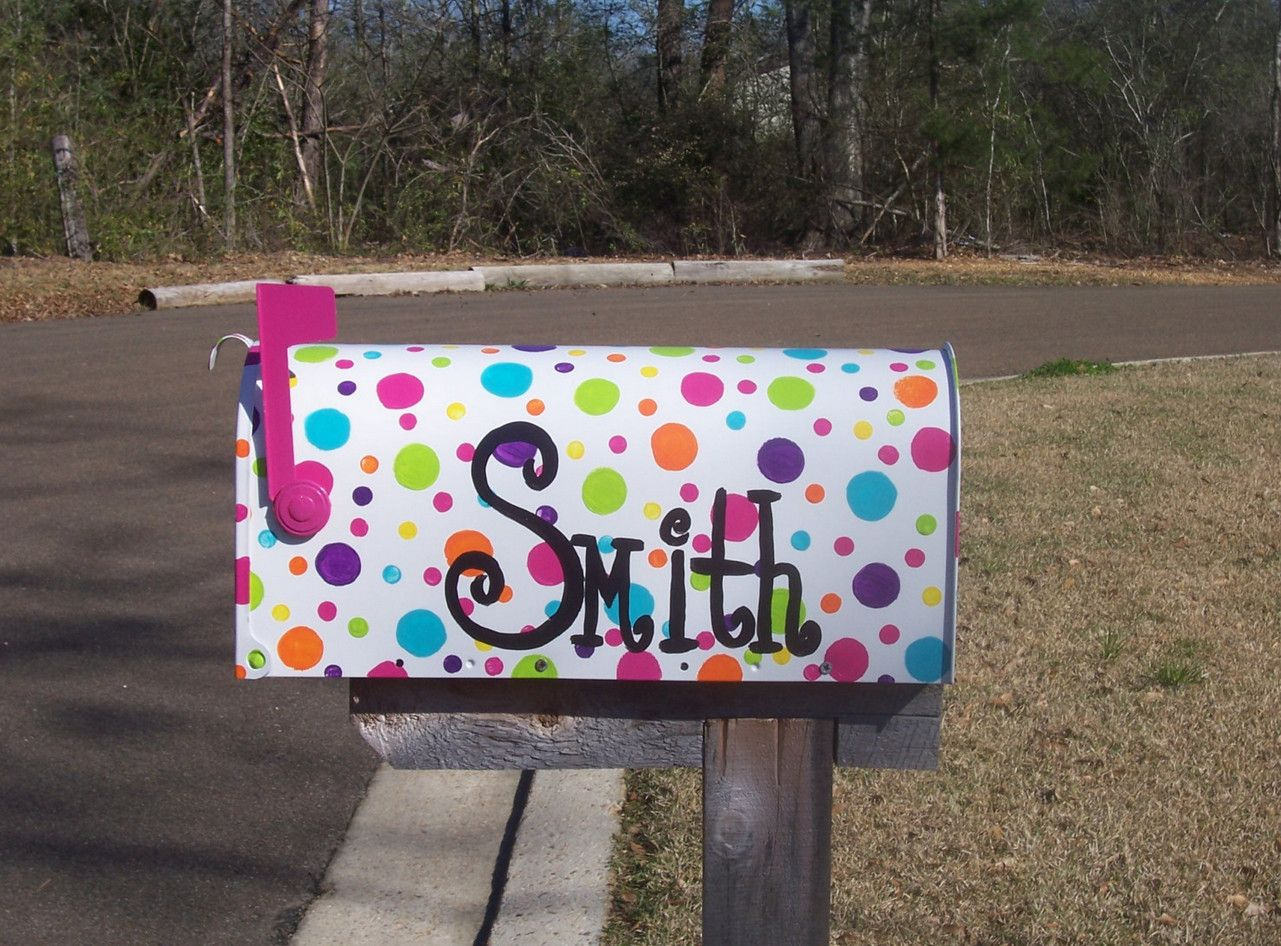 hand painted mailbox designs. Diy Painted Mailboxes - Hand And Their Benefits . Mailbox Designs T