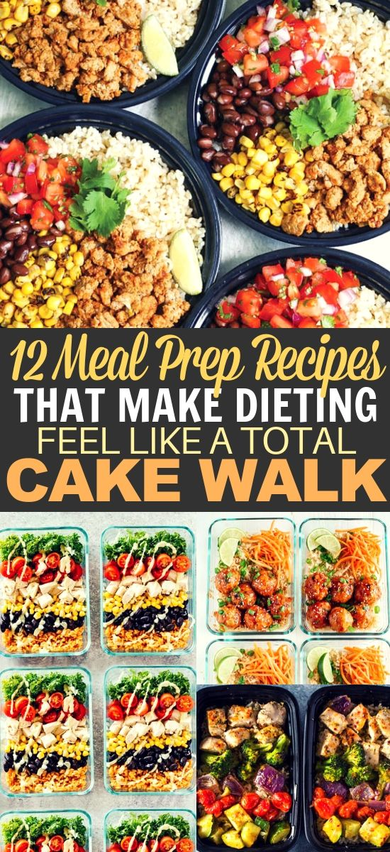12 Meal Prep Clean Eating Ideas images