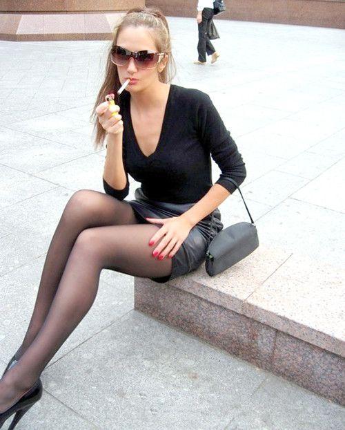 Opinion nicotine in pantyhose