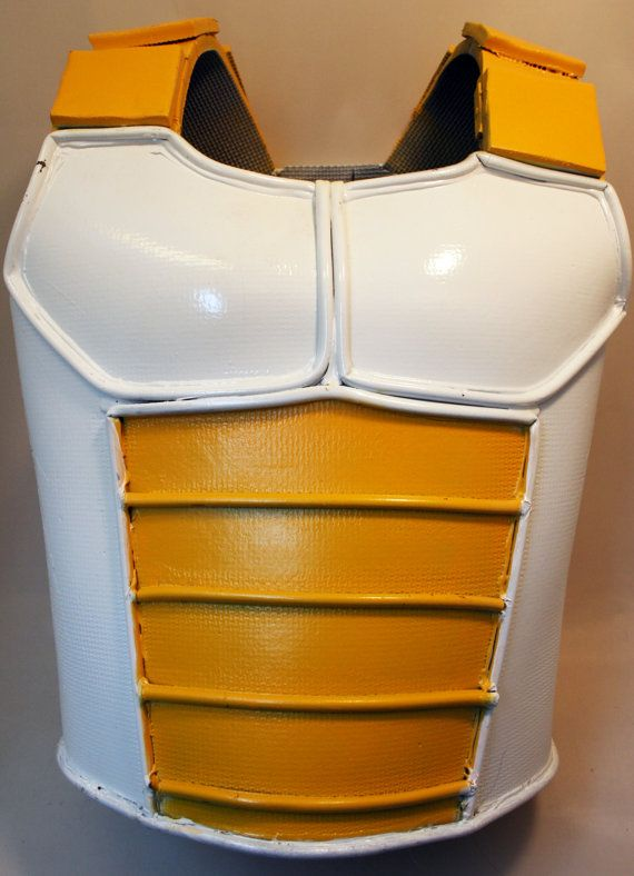 Vegeta Armor | Everything and all the rest | Cosplay armor