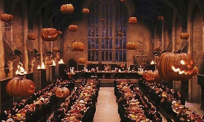 October Medium In 2020 Harry Potter Halloween Harry Potter Wallpaper Halloween Wallpaper