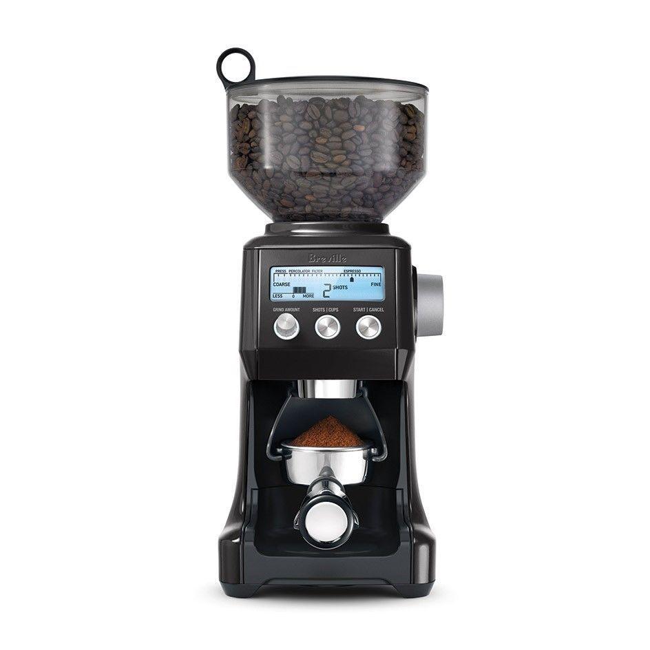 Breville Bcg820bksxl The Smart Grinder Pro 110 Volts For Espresso Machines Best Coffee Grinder Coffee Bean Grinder Burr Coffee Grinder