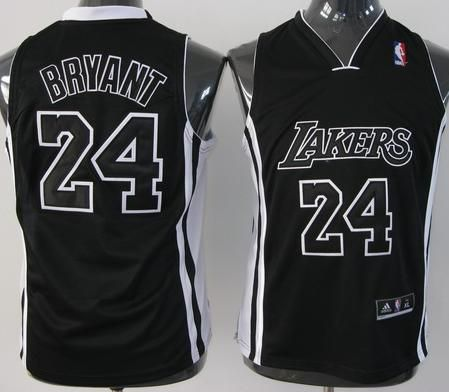 kobe bryant black jersey for sale