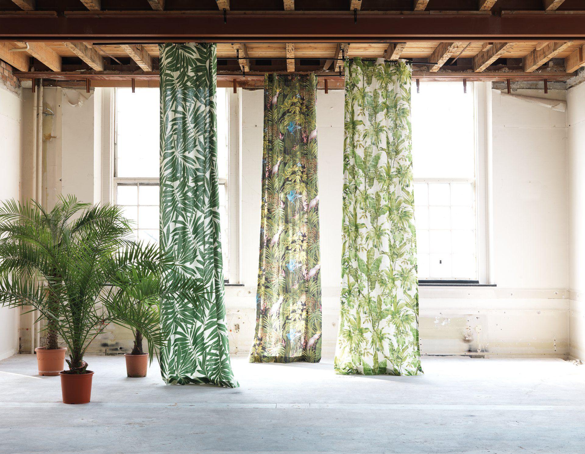 Urban Jungle At Chivasso Trends In Design Fabrics