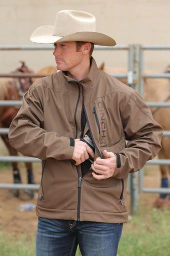 c77d73efaa9 Cinch Men s Printed Bonded Jacket - Tan  cinch  mens  printed  bonded   jacket  tan  winterfashion  pungoridge  westernbootsales  virginia