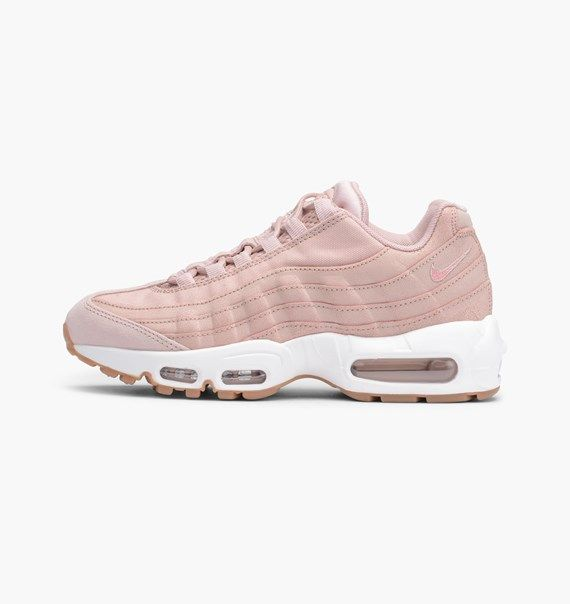 Air Max 95 Lx W chaussures rose beigeNike MJ9nhvxt