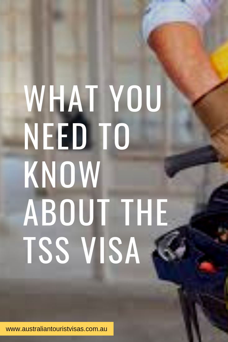 Here you will find information on he Australian TSS