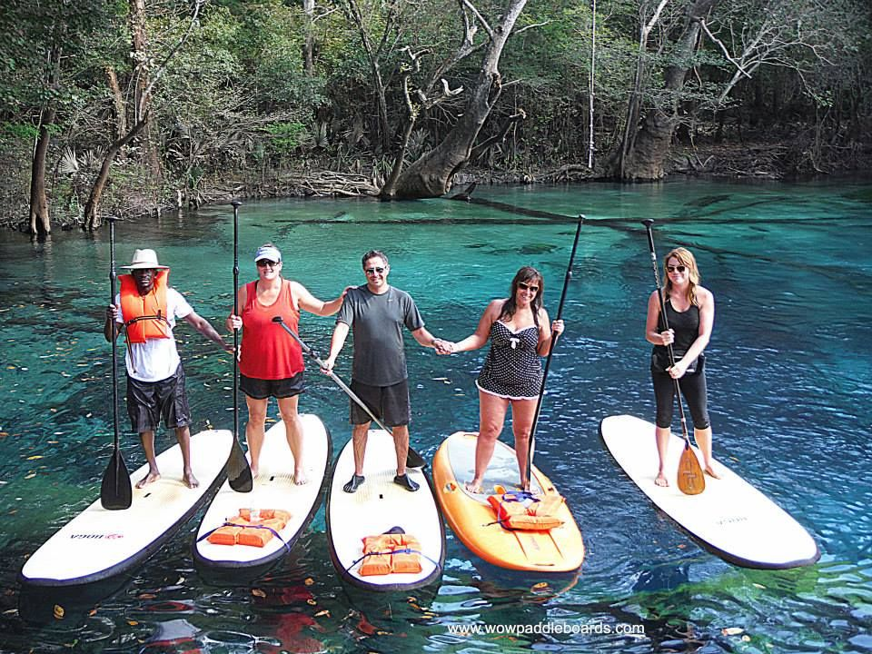 One Of Their Many Paddle Board Tours River Tour 850 588 6230 Wowpaddleboards 108 Carillon Market Suite 1 Panama City Beach Fl 32413 Colette