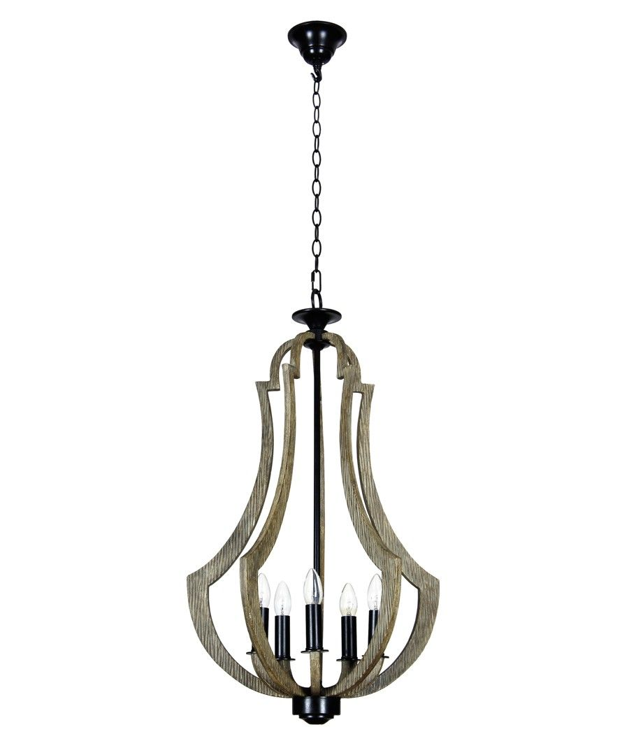 Chambord 5 Light Lantern In Walnut Black Lighting Pinterest Electrical Wiring The Home Installing A New Ceiling House Lucciinstallation Instructionspendant