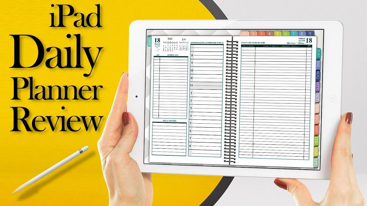 Franklin Planner Software For iPad Daily Digital Planning